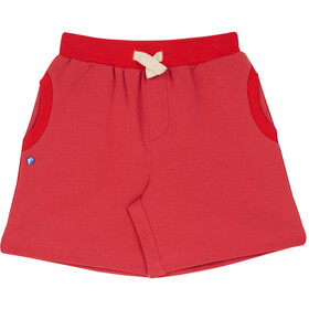 Finkid Ankka Sweatshorts Kids cranberry/red